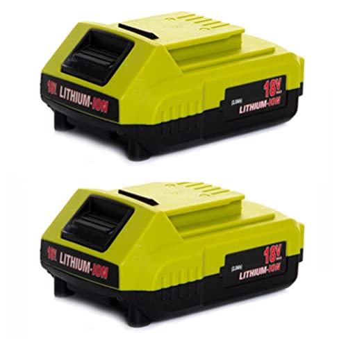 Doppelpack Akku 18V 2.0Ah passend für...