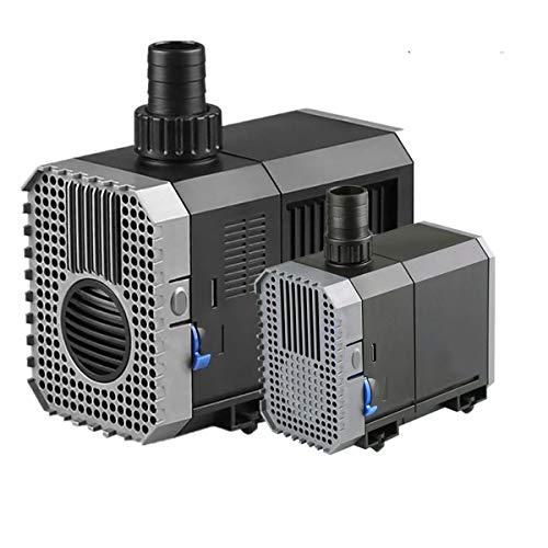 Pompe d'alimentation d'aquarium 900L / H 20Watt Pompe de bassin Pompe submersible Pompe à eau Fontaine Pompe filtre CHJ-900