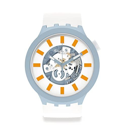 Reloj Swatch Big Bold Next Bioceramic SB03N101 Blite
