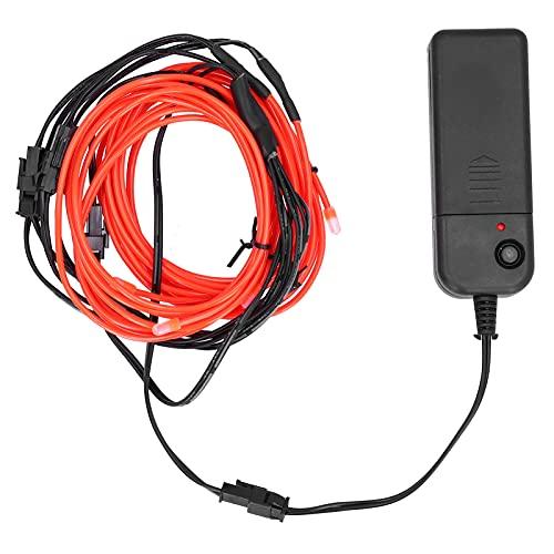 Tira de luz de neón LED, cable de neón luminoso flexible para...