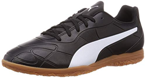 Puma Herren Monarch IT Sneaker, Schwarz Black White, 45 EU