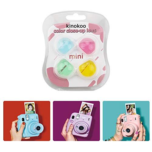 MUZIRI KINOKOO Lente de filtro para cámara FUJI Instax Mini 11, lente...