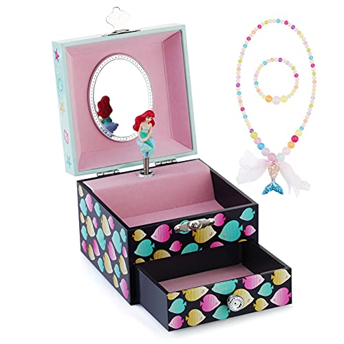Kids Musical Jewelry Box for Girls with...