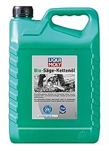 Liqui Moly 1281 Aceite para Cadenas de Motosierras Bio, 5 L