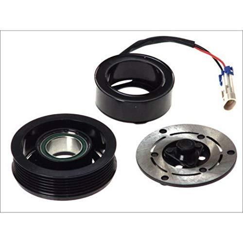 THERMOTEC KTT040069 Magnetkupplung, Klimakompressor Klima Magnetkupplung, Kompressorkupplung, Kompressor Kupplung