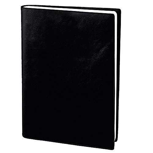 Agenda Semainier Olympe 16 x24 cm 1S / 2P Noir Version 2022