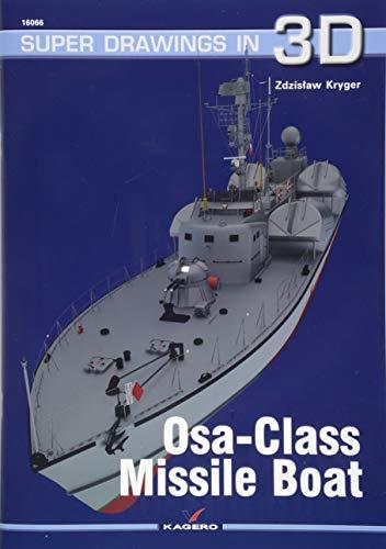 Krygier, Z: Osa-Class Missile Boat (Super Drawings in 3D)