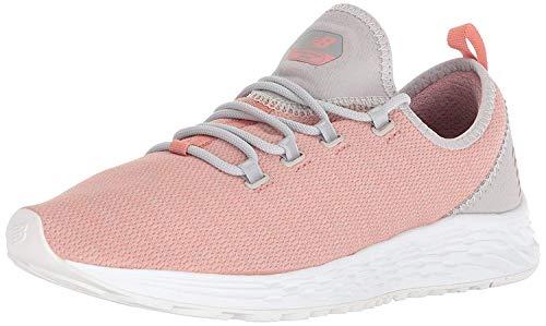 New Balance Women's Fresh Foam Arishi Sport V1 Running Shoe, Dusted Peach, 6.5 W US