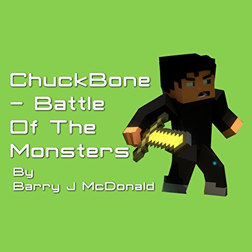 ChuckBone audiobook cover art