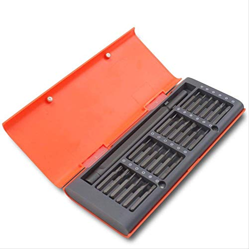 Schroevendraaier Aluminium Box Kit Telefoon demonteren Tool 24 Samen 1 Afwerking Ph Cross Word Plum- Y Type