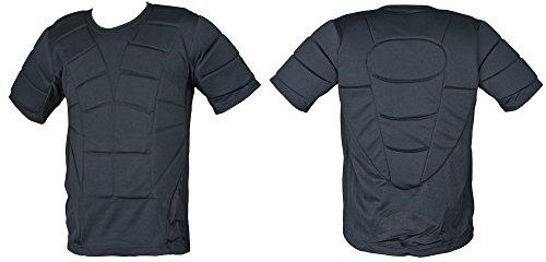 New Legion Body Armor Shirt - schwarz, Größe:L