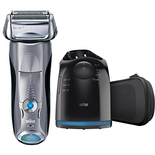 Braun Series 7 790cc-4 Electric Shaver with Cleaning Centre