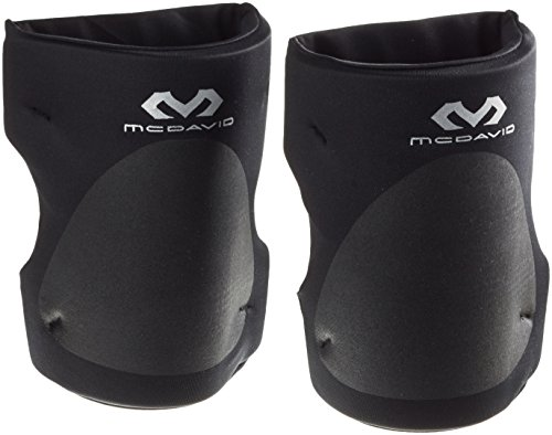McDavid Volleyball Knee Pads, Knee Protection for Men and Woman, Medium