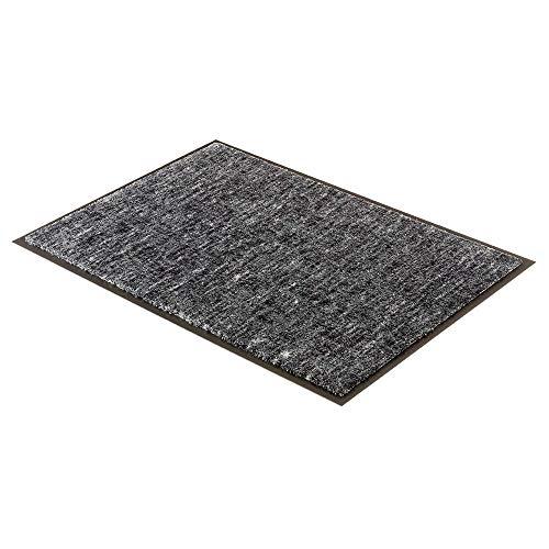 Schöner Wohnen Fussmatte Miami Gitter grau 040 | 67x100 cm