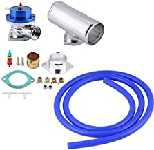Blow Off Valve BOV - Type-S Turbo Blow Off Valve BOV Kit with 2.5 Inch Flange Pipe Universal