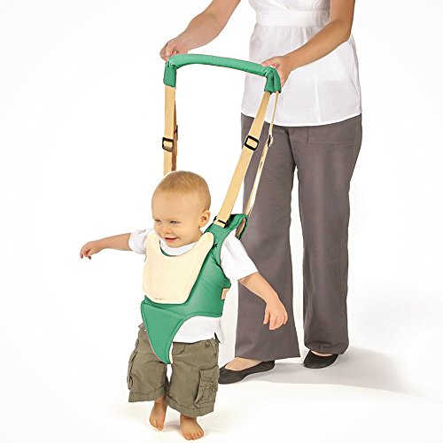 Faxadella Baby Walking Harness | Toddler Walker | Toddler Safety Harness (Green)