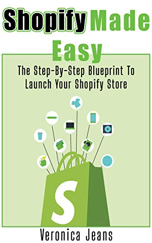 Shopify Made Easy by Veronica L Jeans ebook deal