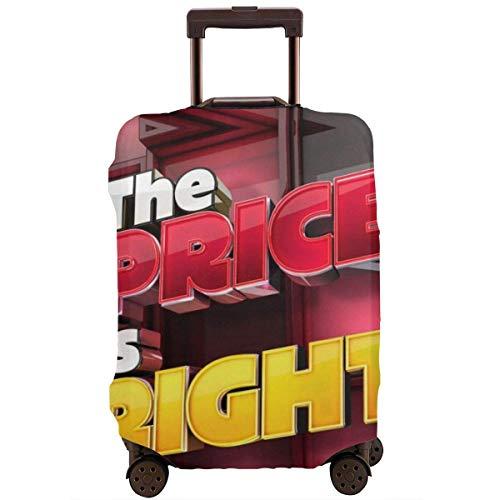 Protector de maleta de viaje duradero con cremallera personalizada 4 tamaños L