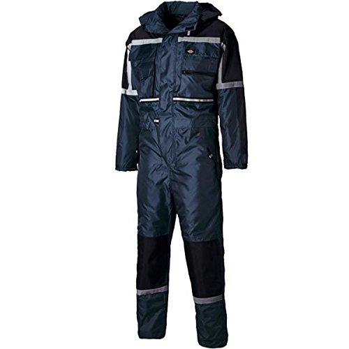 Dickies WP15000 NV L Wasserdichter Overall Größe L in marineblau, L