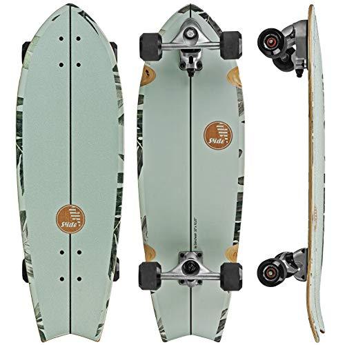 Slide Surfskate Street Surf Skateboard 32 Inch