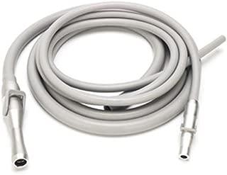 Dental Saliva Ejector Suction Valve SE/HVE 2 Tip Adaptor with Tubing Hose Pipes by Rubyshop