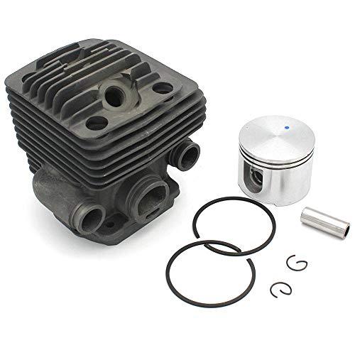 Kit de pistón de cilindro Nikasil de 56 mm para Stihl TS700 TS700Z TS800 TS800Z Cortador de disco Stihl No 4224 020 1202 4224020 1205