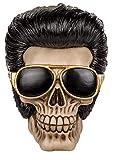 ootb Cráneo con Rocker Quiff banco de dinero