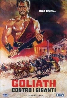Goliath Against the Giants [IT Import]