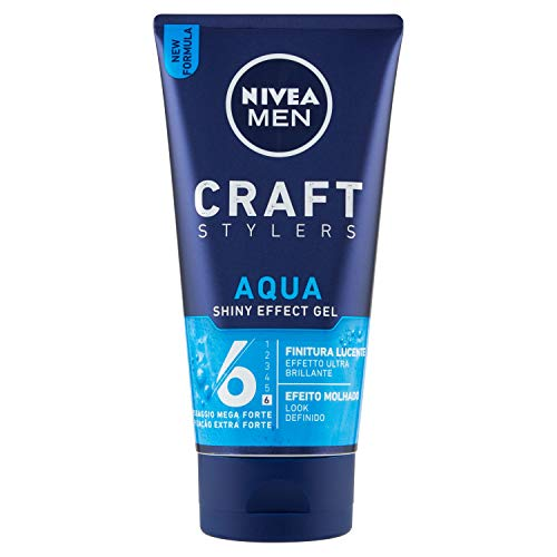 Nivea Men Styling Gel Aqua, Craft Stylers - 150 ml