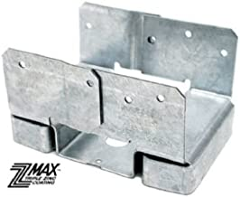 Simpson Strong Tie ABA46Z Z-Max Standoff Post Base
