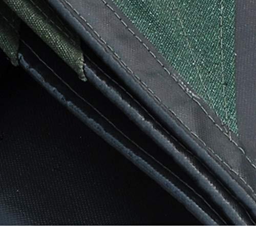 LYX® polymeer mes schraper dekzeil schuur doek dekzeil dikker zonnebrandcrème Poncho auto vrachtwagen overkapping dekzeil canvas schaduw 4x5M