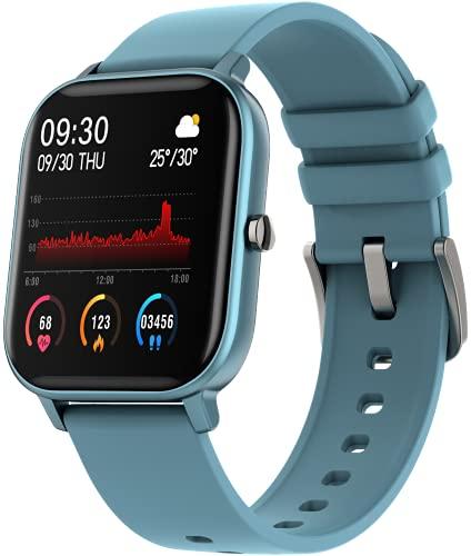 Fire-Boltt SpO2 Full Touch 1.4 inch Smart Watch 400...