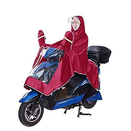 ZXL Regenjas Outdoor Bike Regen Gear Dubbele Lijm Motorfiets Regenkleding Mat Fiets Poncho Regenjas Fietsen Cover Regenkleding Grote Maat Regenkleding (Kleur : H)