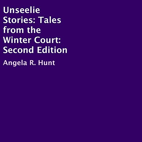 Unseelie Stories: Tales from the Winter Court cover art