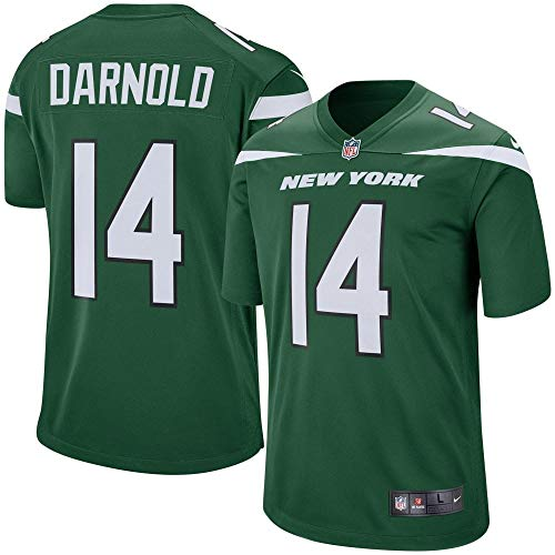 Nike Sam Darnold New York Jets Gotham Green Game Jersey - Men's XL (X-Large)