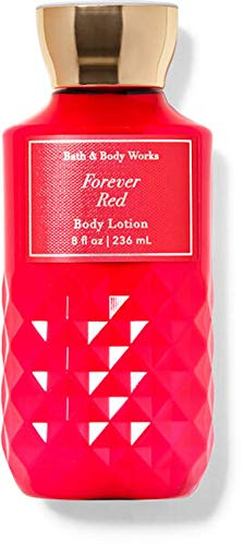 Bath and Body Works Body Care  Forever Red  Super Smooth Body Lotion  Full Size 8 fl oz
