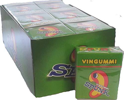 Spunk Vingummi 24er Pack (24x23g)