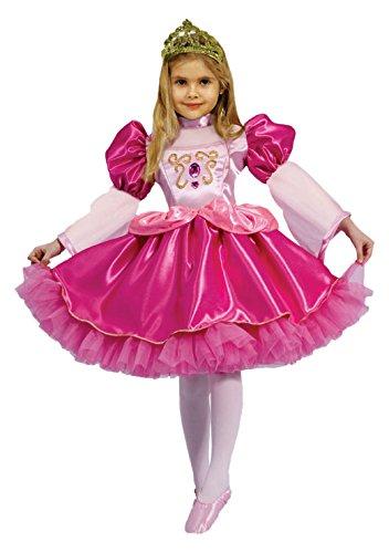 Dress Up America Costume de ballerine gracieuse de petite fille