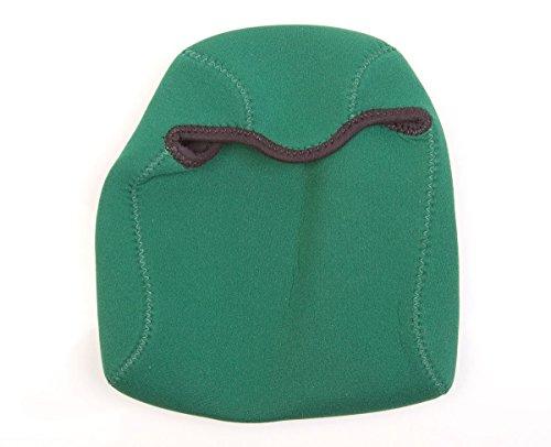 OP/TECH USA Bino Porro Soft Pouch - Padded Binocular Case, Large (Forest)
