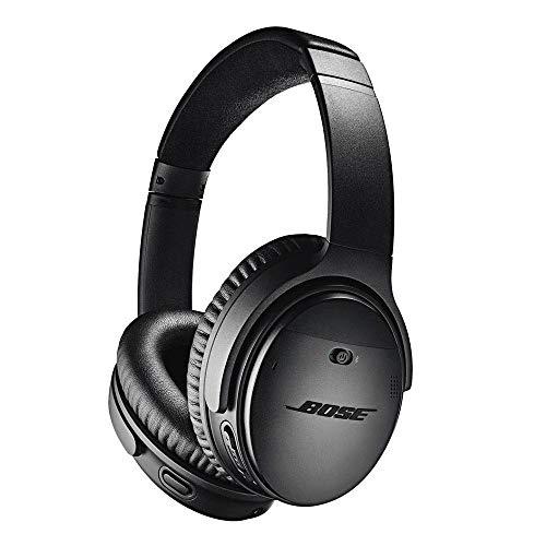 Bose QuietComfort 35 II - Auriculares Inalámbricos (Bluetooth, Cancelación de Ruido)