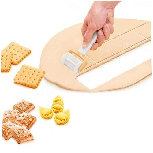 Rotolamento Cookie Cutters Fetta Biscotto Taglio Formina...