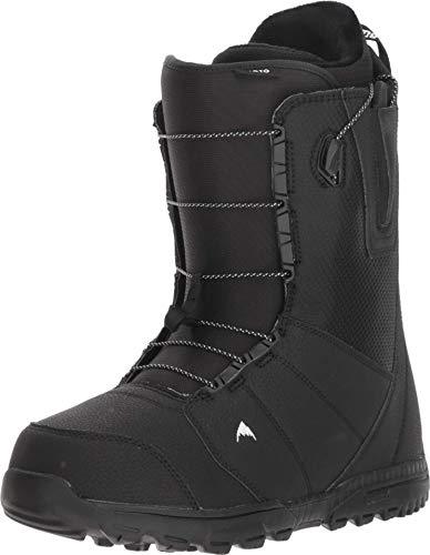 Burton Moto Snowboard Boot Black 12 D (M)