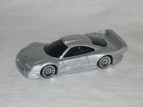 Maisto Mercedes-Benz CLK Gt-r Coupe Silber 1/64 1/60 1/55 Modellauto Modell Auto