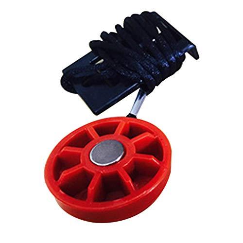 JERKKY Máquina Universal para Correr Llave de Seguridad Cinta de Correr Interruptor de Seguridad magnético Cerradura Interruptor de Parada de Emergencia Activación Accesorio de Fitness
