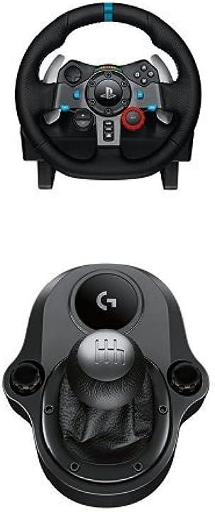 volante da corsa Force per ps4/ps3/pc logitech g29 driving e driving force manopola del cambio 941-000112