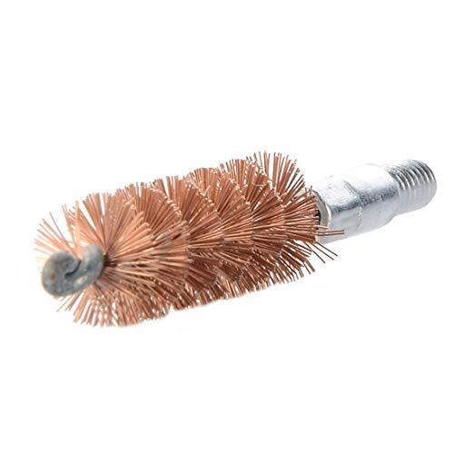 XFC-QIJIE、 9MM狩猟クリーニングブラシスレッドガンクリーンブラシりん青銅ボアブラシ