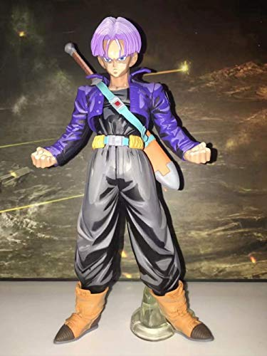 LQH 25cm Anime Figur MSP Dragon Ball Trunks Comic Ver Actionfigur Sammlermodell für Jungen