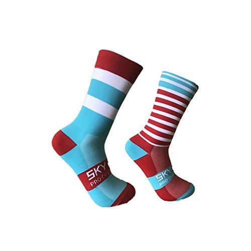Calcetines Deportivos Calcetines para Correr para Mujeres y Hombres, tamaño Libre 39-45, Uso, Transpirables y duraderos, para Uso cómodo en Trotar, Correr, Crossfit