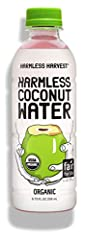 The pioneer and leader of organic coconut water - USDA certified Delicious hydration with naturally occurring electrolytes & no added sugar! Pure coconut water made from young, Thai coconuts Never thermally pasteurized 10x more potassium than the lea...