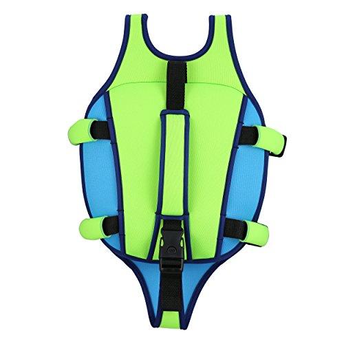 Aqua Sphere Michael Phelps Schwimmen Methode Schwimmen Weste, grün, M
